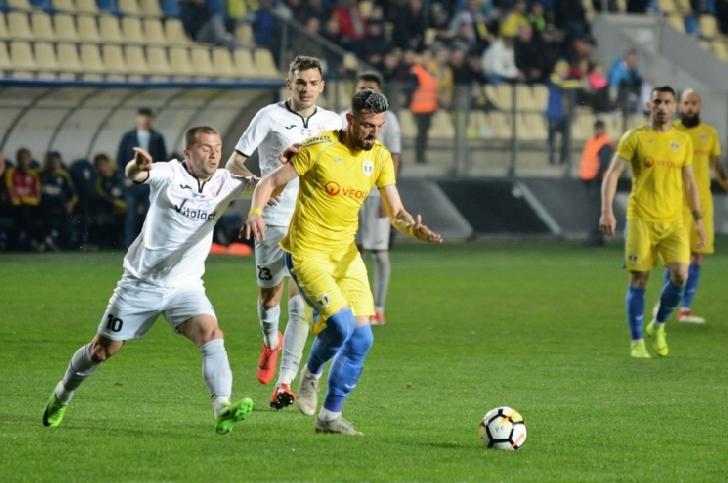 Lupii galbeni au luat o gura de oxigen,aseara. FC Petrolul Ploieşti – ACS Energeticianul 2-0 (1-0)