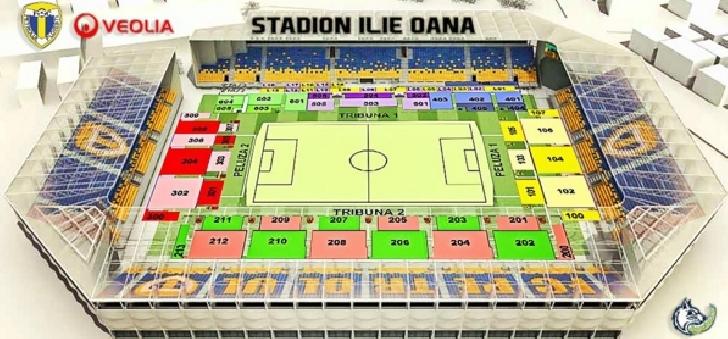 Au fost puse  în vânzare biletele pentru meciul Petrolul Ploiesti-U Cluj Napoca