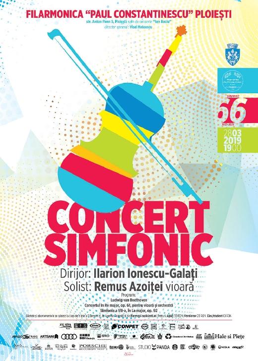 Violonistul Remus Azoiţei revine joi pe scena Filarmonicii ploieştene