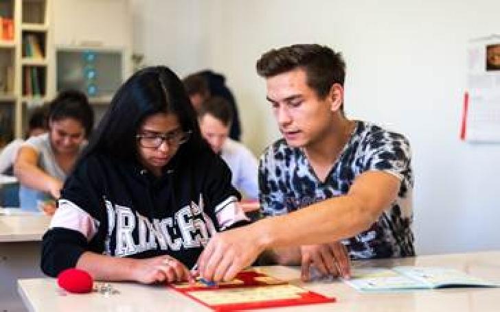 Fundaţia TELUS International România a oferit o finanţare pentru susţinerea activităţilor Şcolii de Meserii CONCORDIA