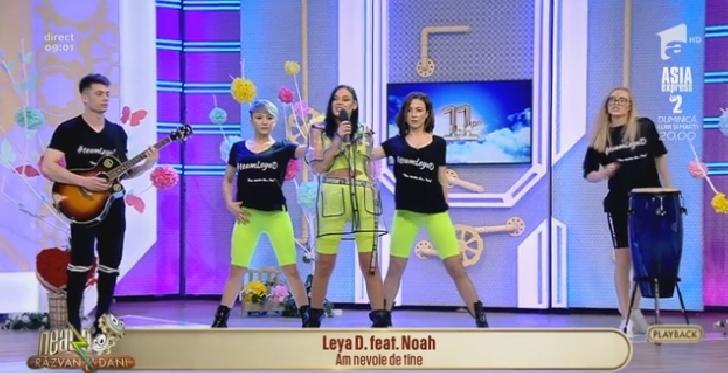 Ploieşteanca Leya D.a lansat un nou single.Vezi video
