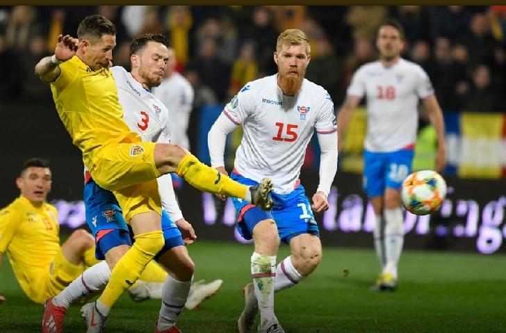 Preliminarii EURO  2020. România a învins clar  Insulelor Feroe