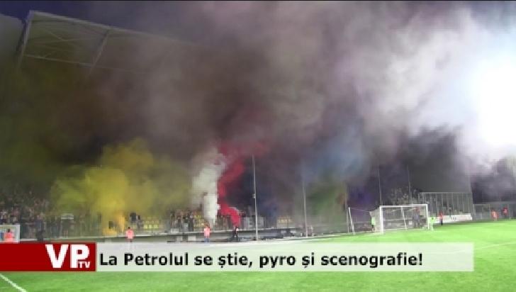 FC Petrolul Ploiesti a fost amendat pentru show-ul pirotehnic de la meciul cu Energeticianul