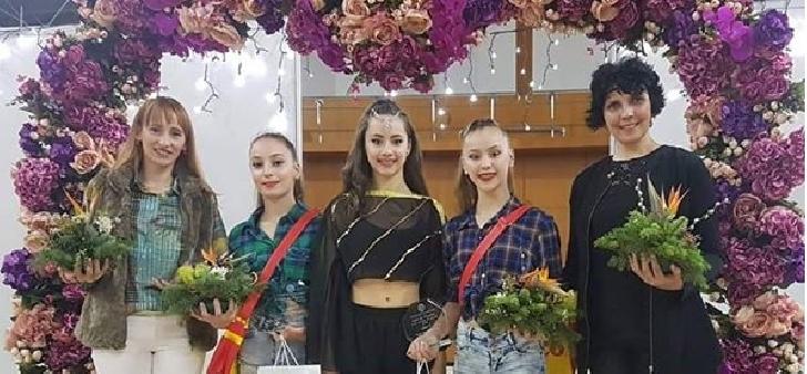 Gimnastele de la CSM Ploieşti au participat la Cupa Irina Deleanu, ediţia a 18 a