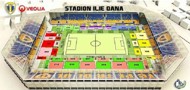 Au fost puse in vanzare biletele pentru meciul Petrolul Ploiesti-FC Arges Pitesti