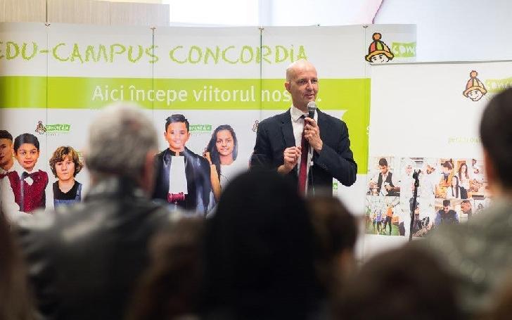 Au fost inaugurate  lucrările la viitoarea Şcoală Primară CONCORDIA