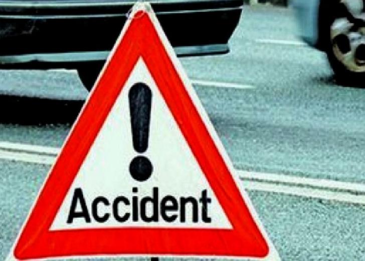Un accident  rutier a avut loc luni, pe DN1B, pe raza localităţii Bucov