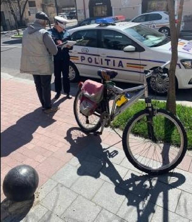 O nouă acţiune rutieră pentru combaterea indisciplinei bicicliştilor prahoveni
