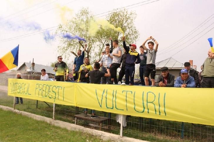 """Viitorul Predeşti a pierdut """"derby-ul"""" cu Olimpia Comarnic(foto si video )"""