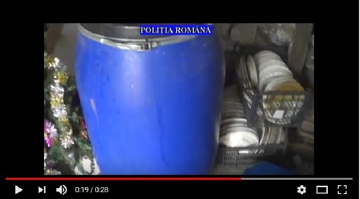Percheziţii în Rachieri şi Moara Nouă la  persoane bănuite de furturi din societăţi comerciale