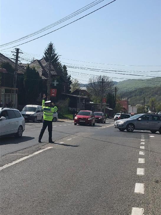 Masuri speciale pentru siguranţa publică, la nivelul Poliţiei Prahova, pentru perioada 26 aprilie - 2 mai