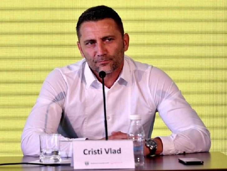Cristi Vlad a demisionat de la FC Petrolul Ploiesti