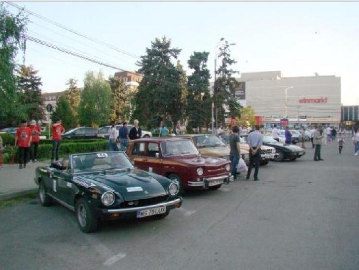 Prima etapă a Campionatului de Raliuri pentru Vehicule Istorice are loc în Prahova