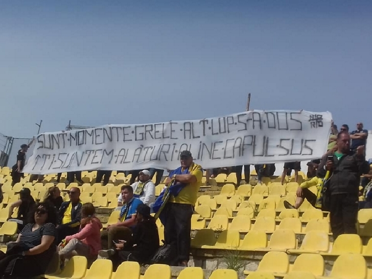 """Lupii galbeni au stins """"Farul"""". Farul Constanta-Petrolul Ploieşti 0-3"""