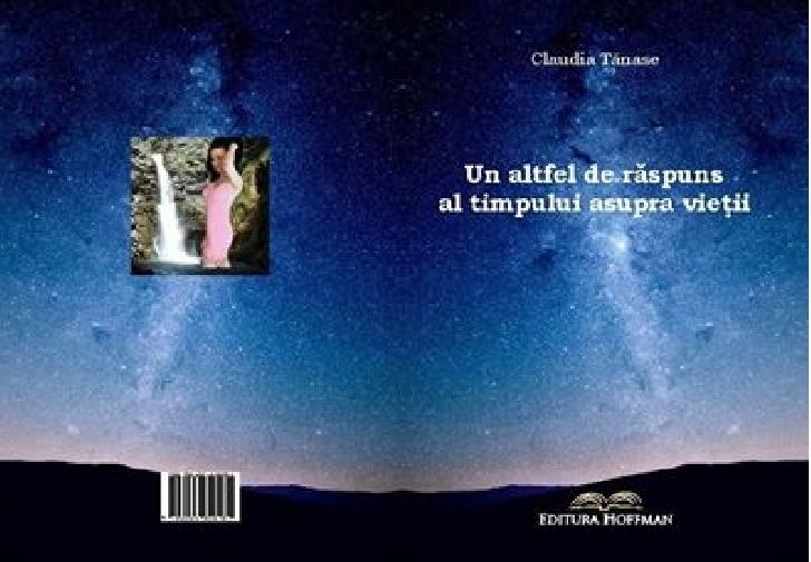 Profesoara Claudia Tănase îşi va lansa a doua carte