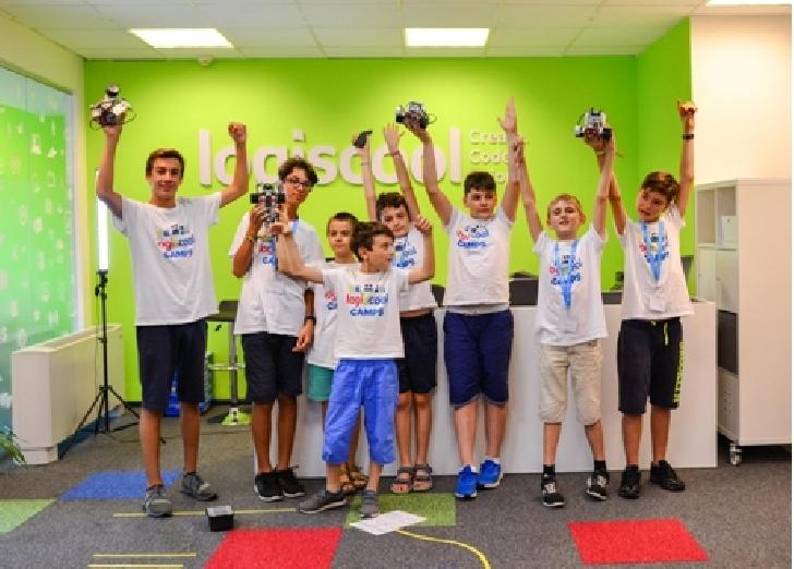 Ce activităţi vor face copiii şi adolescenţii în vacanţa de vară la Logiscool Ploieşti