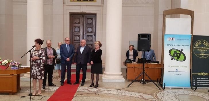 Cristian  Ganea a participat la deschiderea oficială a Bursei de valori educaţionale