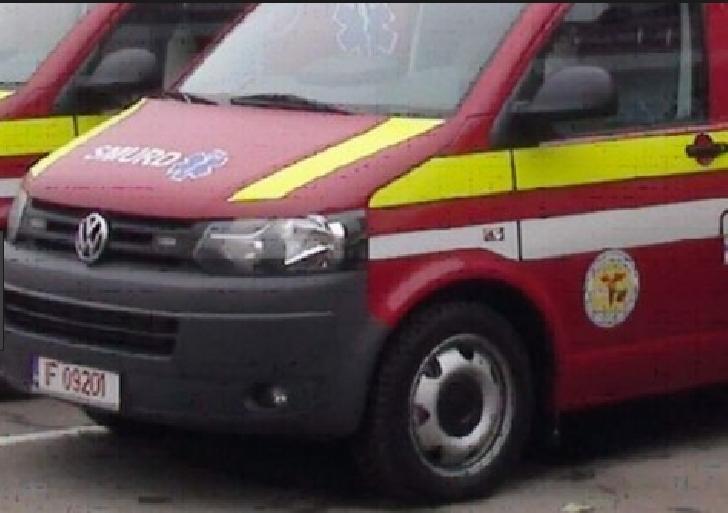 Accident rutier pe strada Mărăşeşti din Ploiesti