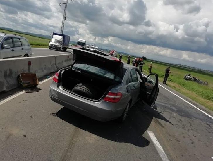 Accident  rutier la Baicoi,în zona societăţii Forja Neptun