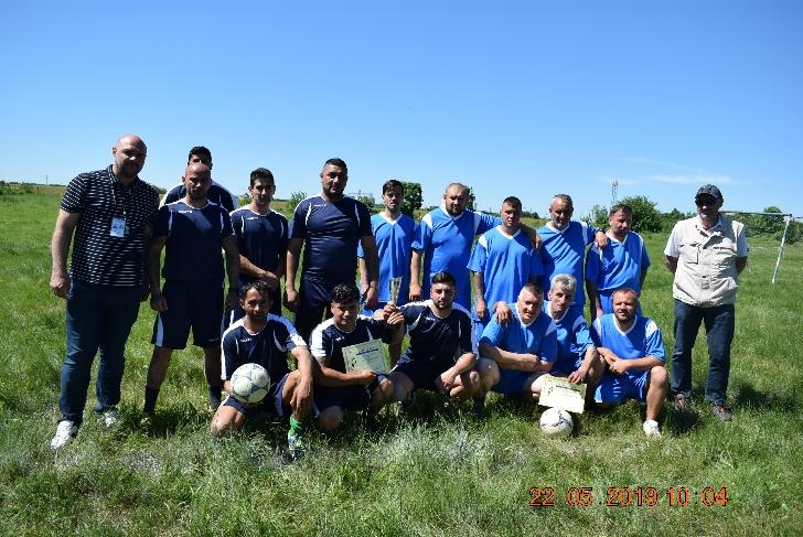 """Competiţie de Fotbal """"Cupa Libertăţii"""" la secţia exterioară Movila Vulpii"""