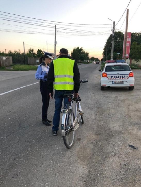Amenzi de peste 31 600 lei pentru pietonii si biciclistii din Prahova