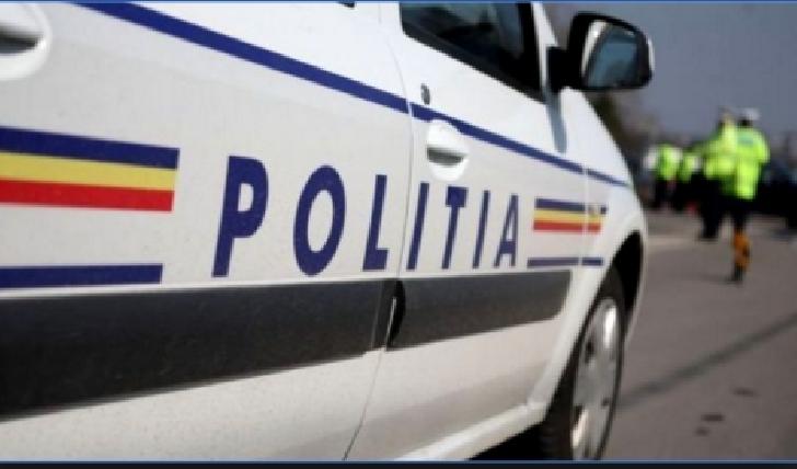 În zona Liceului Energetic din Câmpina, a avut loc un accident rutier