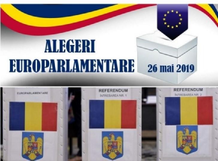 Alegeri Europarlamentare 2019. Rezultate parţiale în Prahova şi Ploieşti