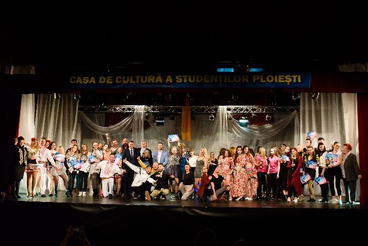 """Premiile acordate  la Concursul Naţional de Dans """"EVERYBODY DANCE WITH US"""" 2019"""