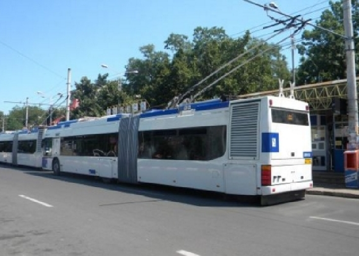 Anunt  TCE Ploiesti . Transportul public va fi deviat ,sambata,in zona Bulevardului Independentei