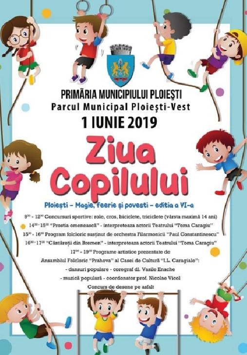 Festivalul Magie, Feerie şi Poveşti,editia a VI a, va avea loc in Parcul Municipal Vest