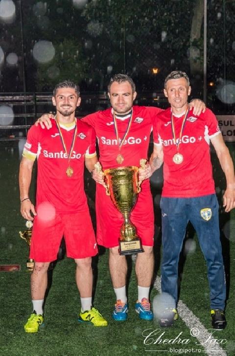 Chedra Tax Doelpan Ploieşti este campioană judeţeană, MFC Ploieşti a câştigat Cupa LMF