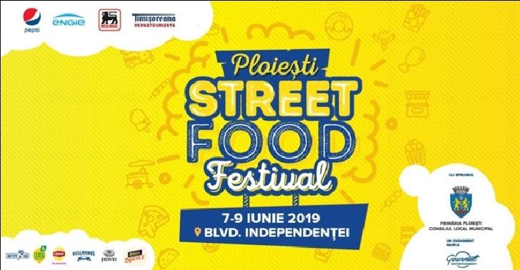 A inceput Ploieşti Street Food Festival 2019
