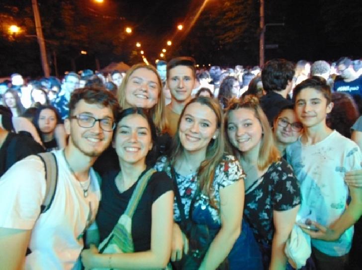 VAMA  a făcut show la Ploieşti Street Food Festival 2019.(foto si video )