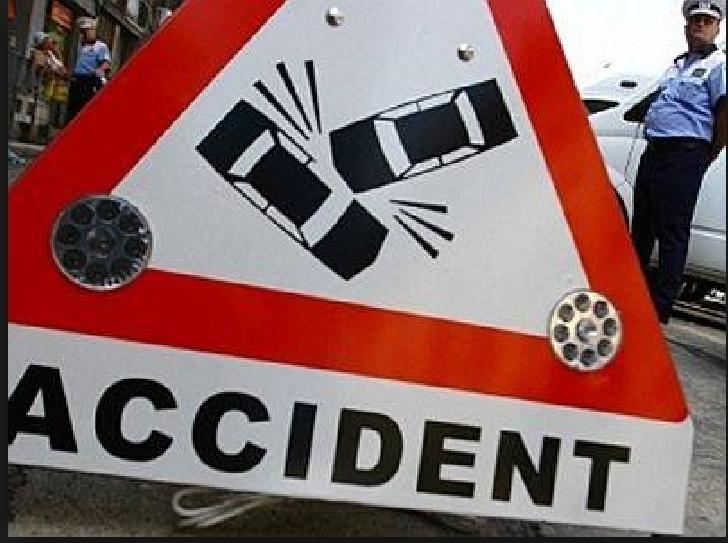 Accident rutier  în comuna Puchenii Mari