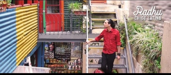 Radhu, ploieşteanul care a făcut furori în America Latină, cu noua lui piesa