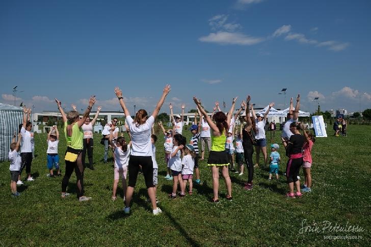 ÎMPREUNĂ este o forţă! Primul Semimaraton Filantropic din Ploieşti a fost despre ÎMPREUNĂ