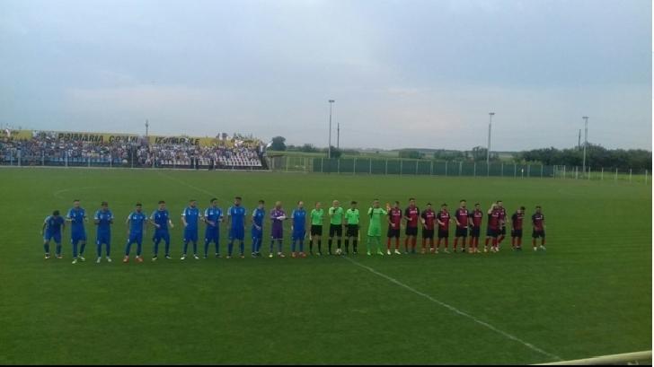 CS Blejoi a făcut un pas mare către Liga a 3 a.AS MIHAI BRAVU- CS BLEJOI 0-3 (0-1)