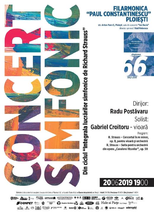 Fosta vioară a lui George Enescu va răsuna în sala Filarmonicii ploieştene