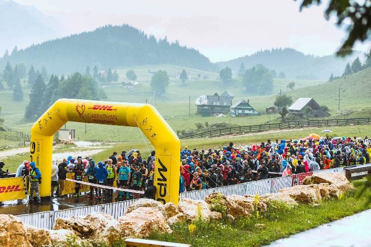 Ediţia 10 DHL Carpathian Marathon powered by MPG este SOLD OUT