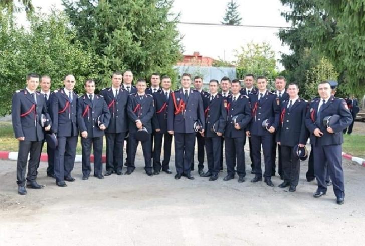 ISU Prahova recrutează pompieri pentru Şcoala de subofiţeri