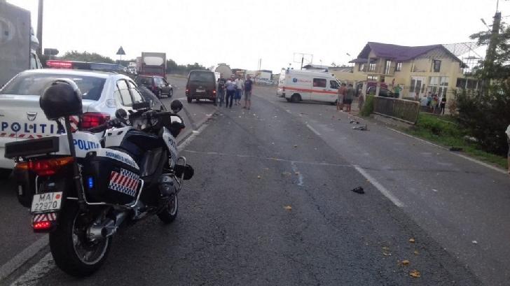 O femeie a decedat după un accident rutier, la Valea Calugareasca