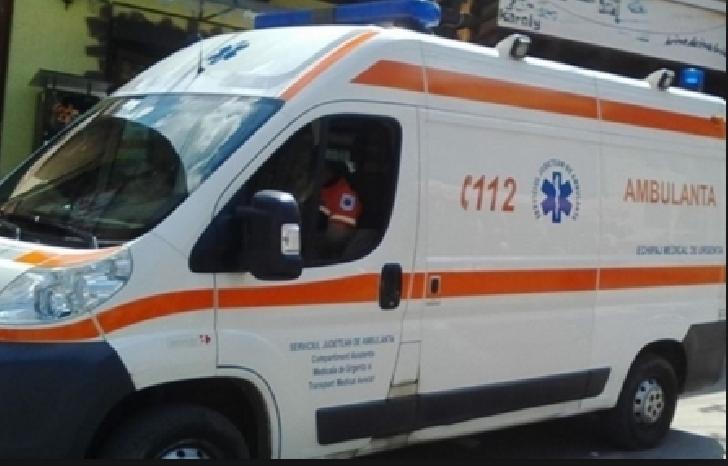 Accident rutier pe DN 1, la Comarnic