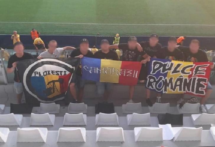 Grupul Ploiesti-Romania, alături de tricolori la Euro Under 21