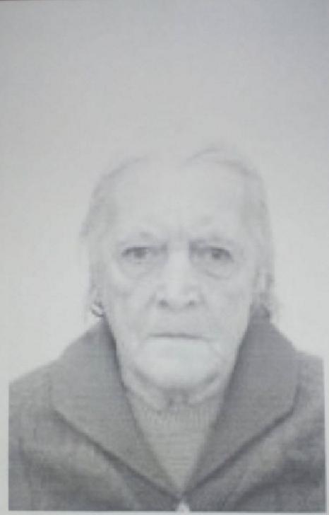 O femeie în vârstă de 82 de ani din Cocorăştii Colţ este dispăruta de la domiciliu