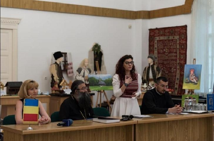 """La Muzeul de Istorie şi Arheologie Prahova a avut loc Conferinţa"""" Satul românesc, o poartă către viitor"""""""