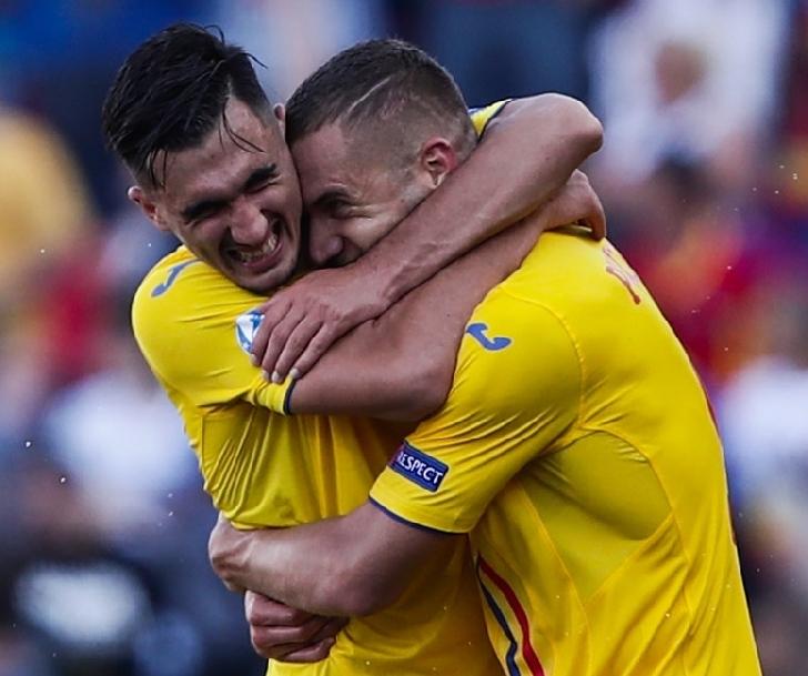 Suntem mândri de voi. România a părăsit Euro 2019 cu capul sus