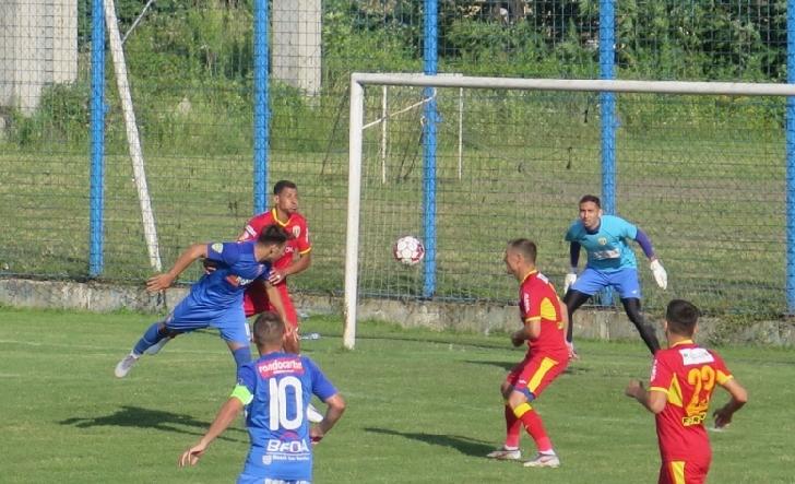Egal in primul amical al verii .Petrolul Ploiesti-Chindia Targoviste 0 - 0