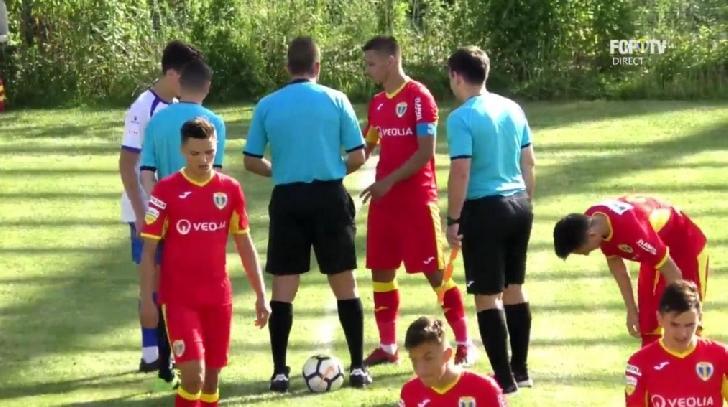 Scor de tenis in al 2 lea amical al verii . FC Petrolul Ploiesti – ACS Kids Tâmpa Braşov 6-0