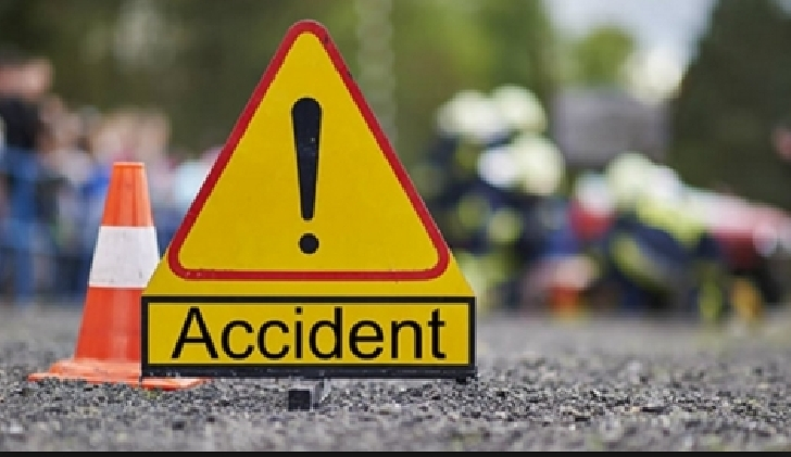 În comuna Gageni,un şofer beat a produs un accident rutier