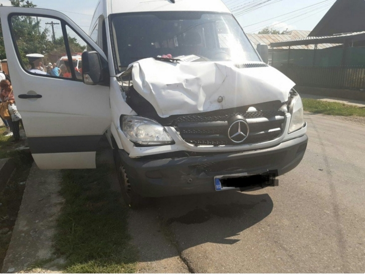 Accident grav la Ariceştii Rahtivani